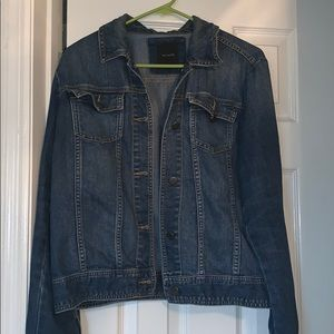 The Limited, Denim Jacket, Large